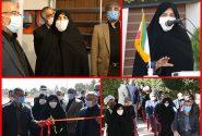 افتتاح ۵ پروژه عمرانی در شهرستان مبارکه همزمان با هفته دولت