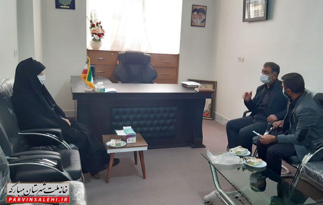 اردوگاه کرامت شهرستان مبارکه به نمادی برای کشور تبدیل شده است