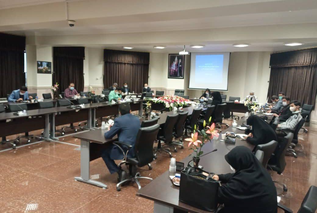دومین نشست خبری دکتر صالحی با اصحاب رسانه برگزار شد