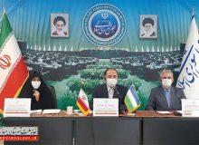 حضور نماینده مبارکه در گروه دوستی پارلمانی جمهوری اسلامی ایران و ازبکستان