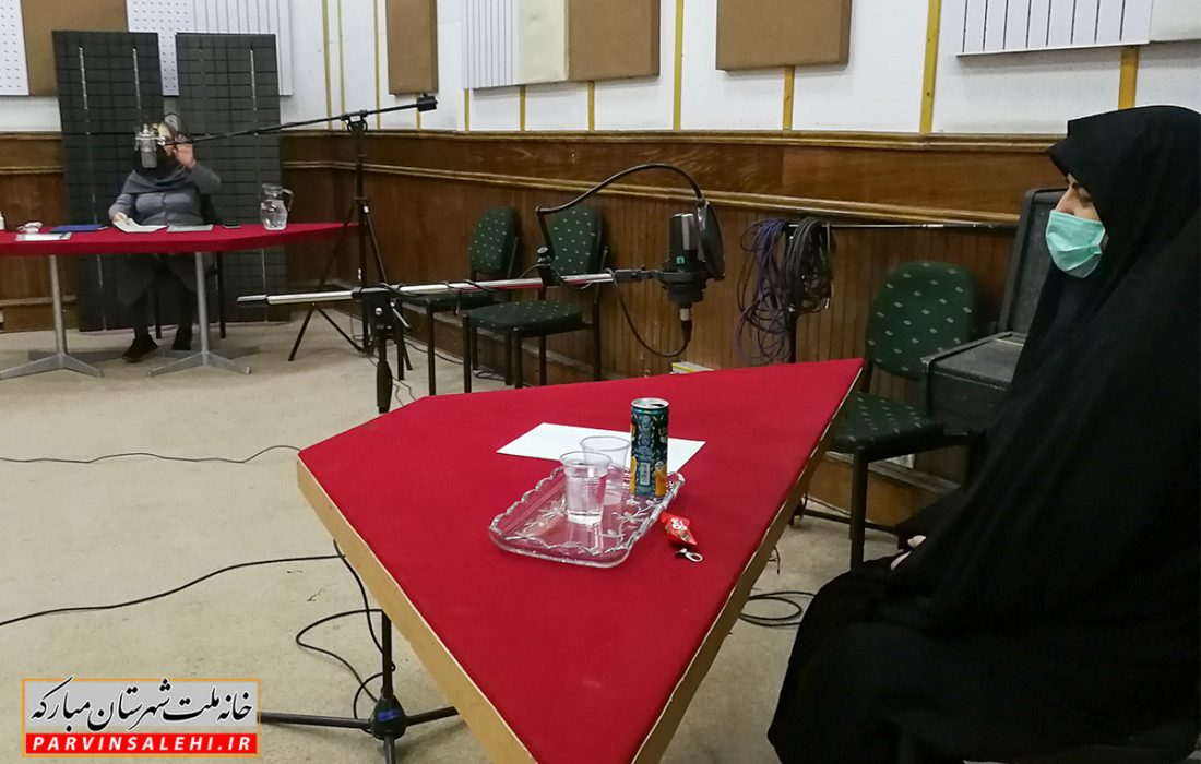 حضور نماینده مردم شهرستان مبارکه در رادیو اصفهان