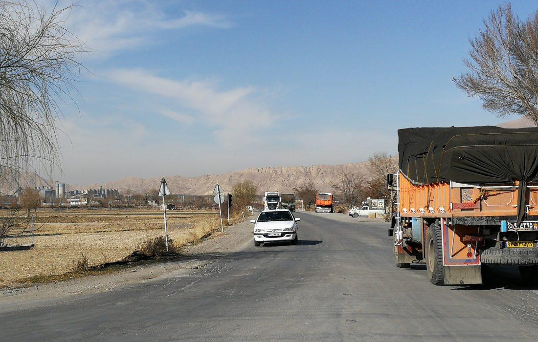 مهر پایان بر سالهای انتظار و مطالبه مردم برای تعریض و زیرسازی جاده ساحلی زده شد