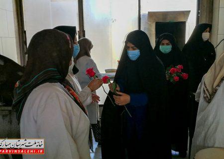 بازدید دکتر صالحی از یک واحد نانوایی زنان در مبارکه