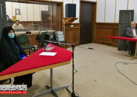 حضور نماینده مردم شهرستان مبارکه در رادیو اصفهان؛ بخش سوم مسائل و مشکلات شهرستان و استان
