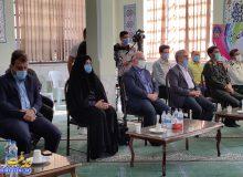 حضور دکتر صالحی در آیین اهدای جهیزیه به مددجویان کمیته امداد شهرستان مبارکه